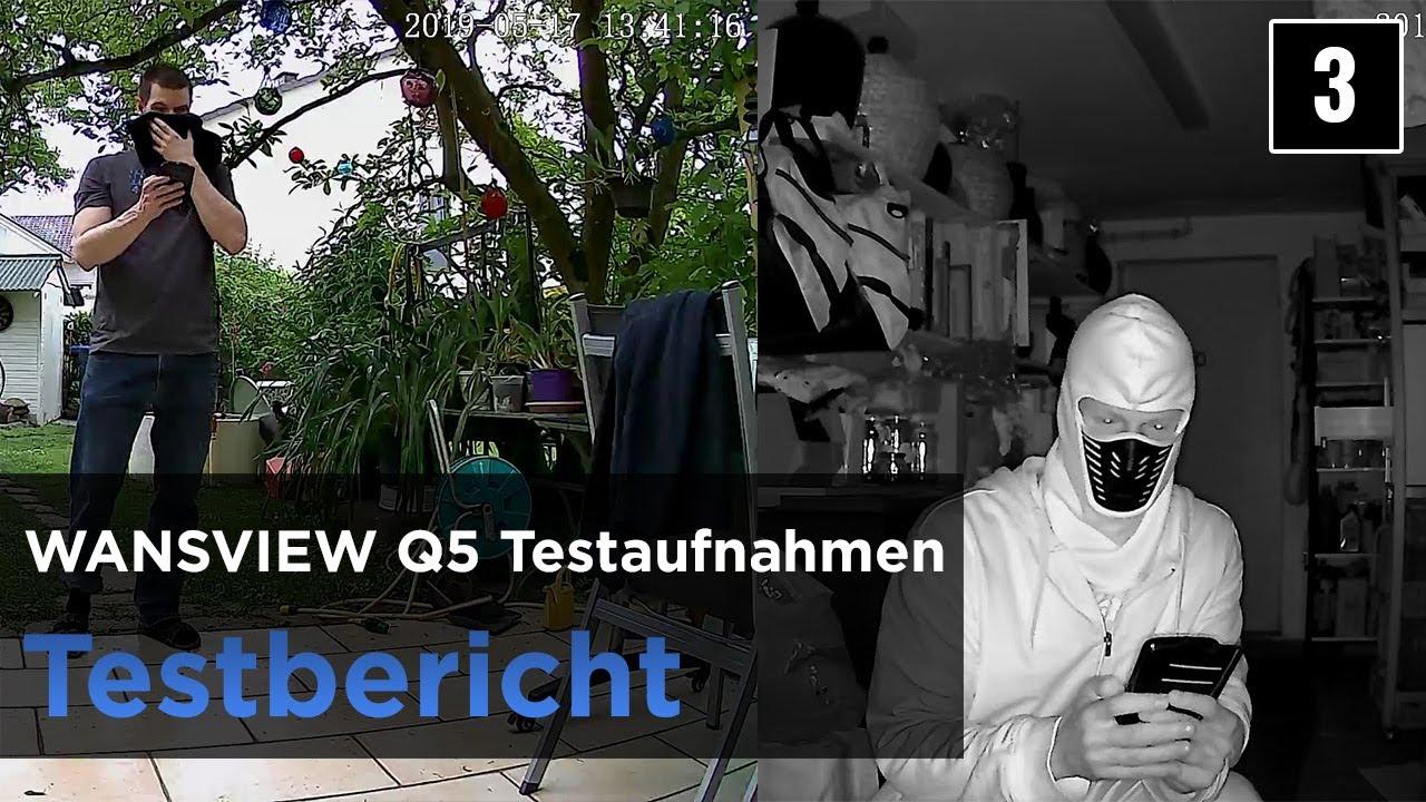 Wansview Q5 im Test - Testaufnahmen (3)