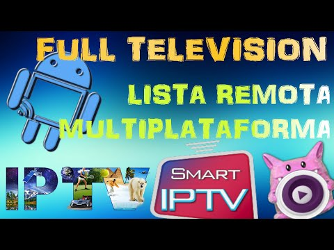 TV IPTV Listas 26 Agosto 2017/Android/Pc/Kodi/Smart tv/