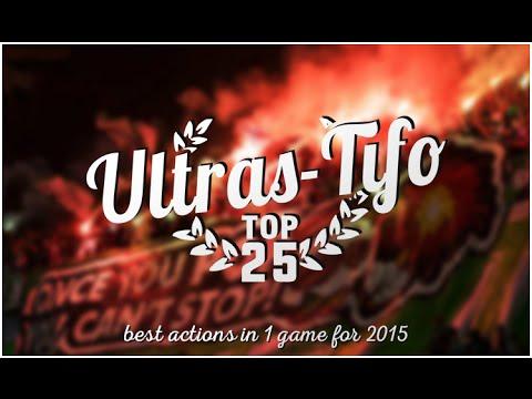 Top 25 TIFO actions in 2015!