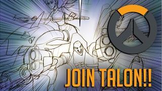 (Comic Dub) Overwatch: Join Talon (Ft. LatinfireVA, Bread, Deadjosey, Hamlet, DjitVA)