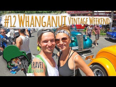 Whanganui Vintage Weekend 2019 Aftermovie Steampunk New Zealand    KiWe Travel #12