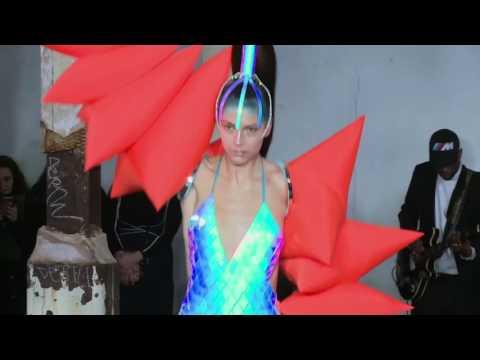 Jack Irving On|Off - London Fashion Week Feb 2017
