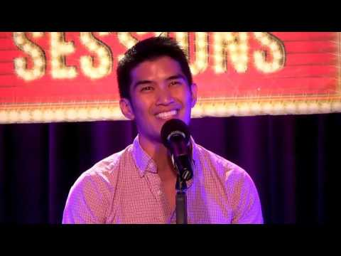 Chris performs at Broadway Sessions on Sept 17, 2015