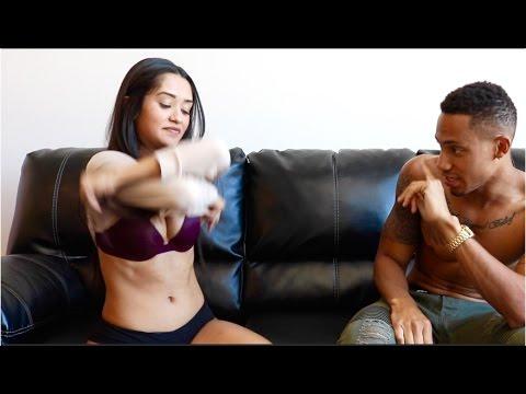 Strip Challenge Prank (Part 2)
