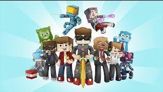 Minecraft SpeedART - TeamCrafted   Former Members