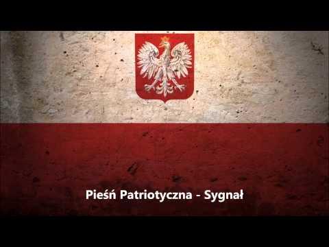 Pieśń Patriotyczna - Sygnał - W krwawem polu srebrne ptaszę - Pieśń obozu Jeziorańskiego