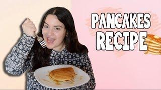 Εύκολη συνταγή για αφράτα Pancakes!