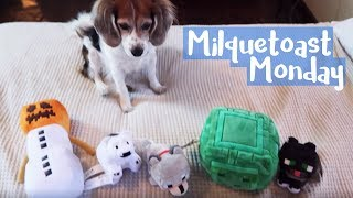 MINECRAFT RELEASES SIX NEW PLUSHIES!
