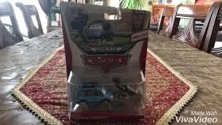 Disney Pixar Cars Diecast Chuck Choke Cables