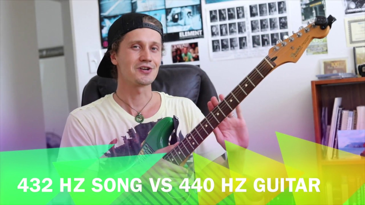 Is the song in 432 Hz Tuning | How to tell if music is tuned to 432