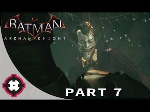 Batman: Arkham Knight Gameplay Walkthrough Let's Play // Part 7 - The Joker!