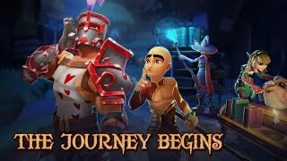 The Journey Begins Patch Preview | Dungeon Defenders II