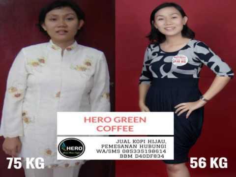 Cara Diet ocd menggunakan green coffee  dalam 2 minggu turun berat badan