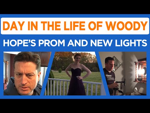 Hope's Prom, Lighting Lessons, Tractors, and more