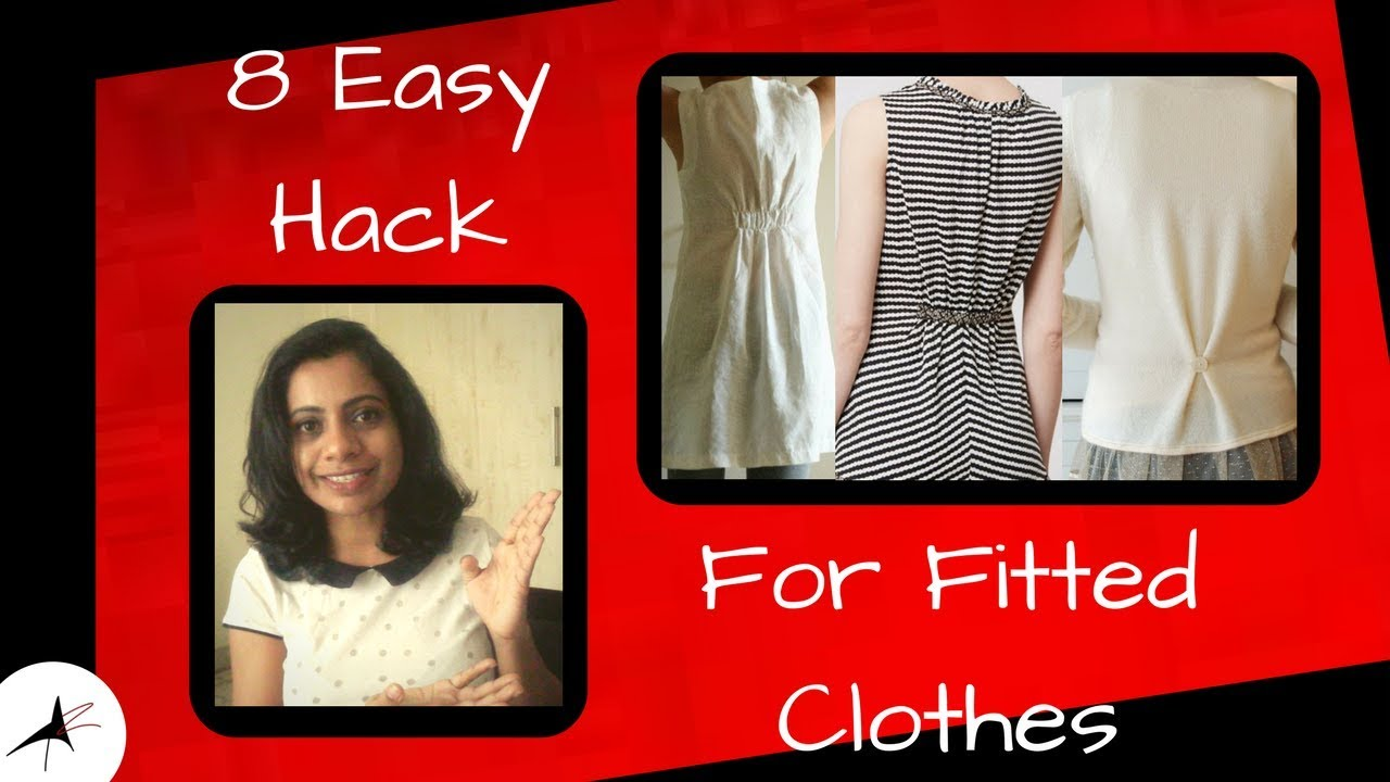 How To Resize A Large Shirt or A Top | August #24 | Arpitharai
