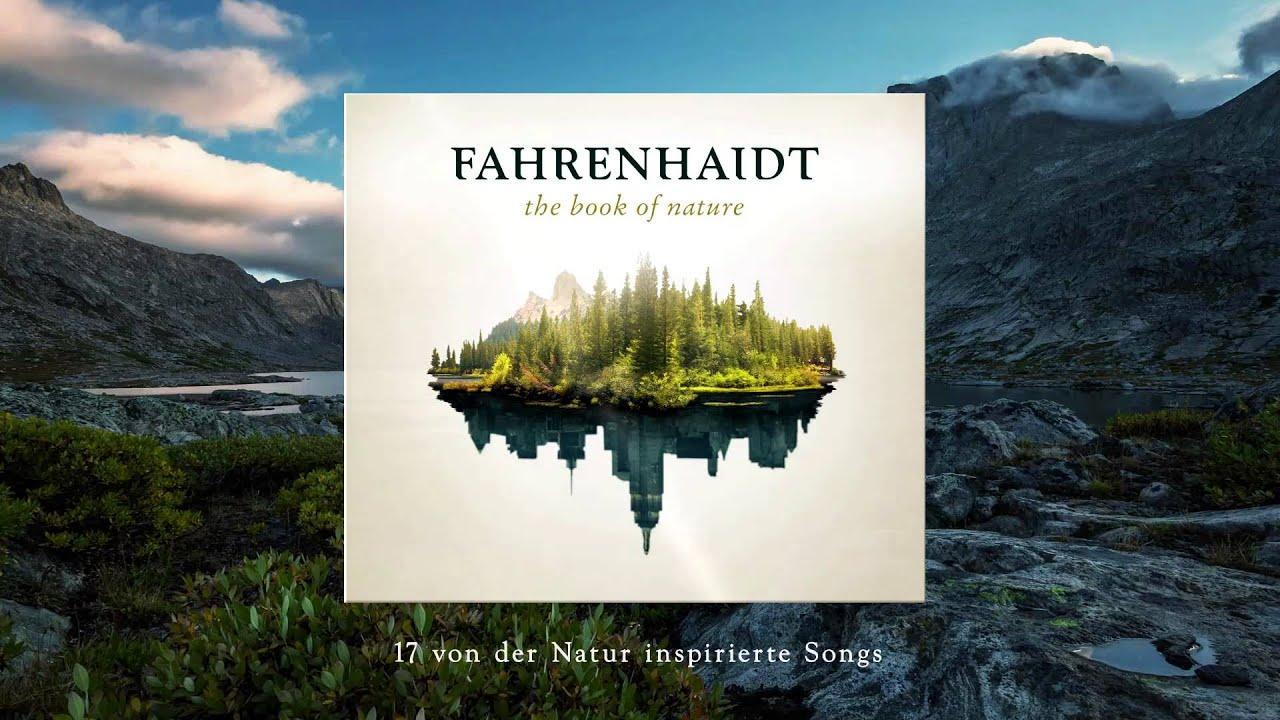 fahrenhaidt the book of nature album