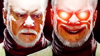 DR MONTY'S EVIL TWIN: BLACK OPS 4 ZOMBIES FINAL BOSS EXPLAINED