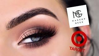 Makeup Geek Infatuation Eyeshadow Palette | Target Eyeshadow Tutorial