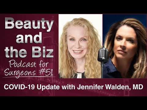 Ep.51: COVID-19 Update with Jennifer Walden, MD