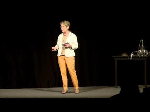Eyes Wide Open: Ann Bloxom Smith at TEDxMonroe