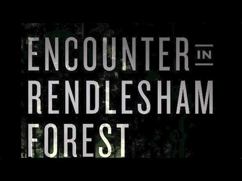 The Rendlesham Forest Incident: The Interview with Nick Pope and talk in Mountain View CA - 8/26/14