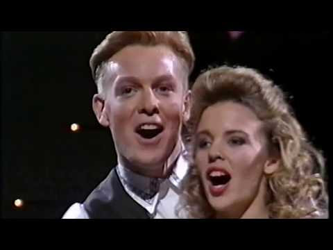 Kylie Minogue & Jason Donovan - Especially For You (The Children's Royal Variety Performance 1989)