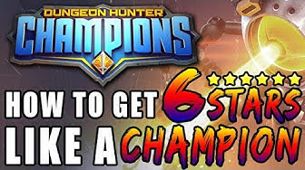 3 NEW 6*Stars In ONE WEEK! | Dungeon Hunter Champions