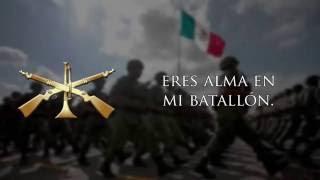 Himno De La Infantería Del Ejército Mexicano (versión Corta)