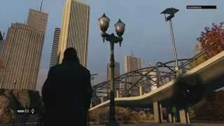 WATCH DOGS - Time lapse and enviroments (PS4) HD