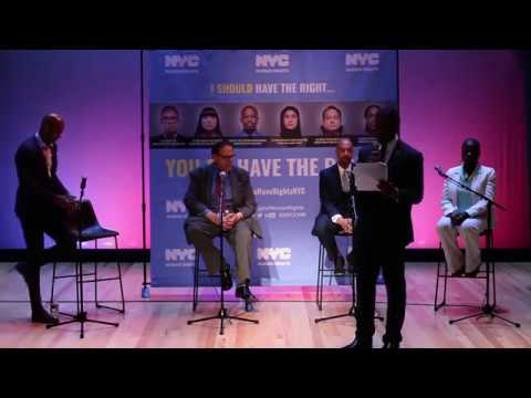 Race, Community, and Human Rights: Discussion on Gentrification & Displacement in Bed-Stuy