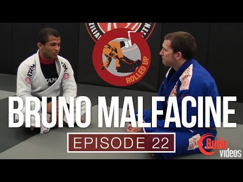 Rolled Up Episode 22 - Rolling with Bruno Malfacine 2011 World Champ