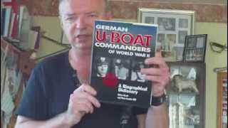 BOOK REVIEW,GERMAN U BOAT COMMANDERS OF WORLD WAR TWO