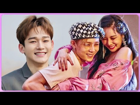 K-Pop Idols Who Found Love ❤️