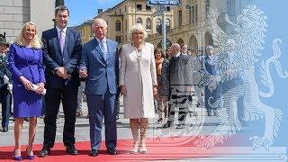 Prinz Charles Und Herzogin Camilla In Bayern - Bayern