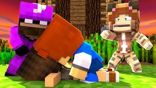 Minecraft Daycare - HE STOLE MY FIRST KISS !