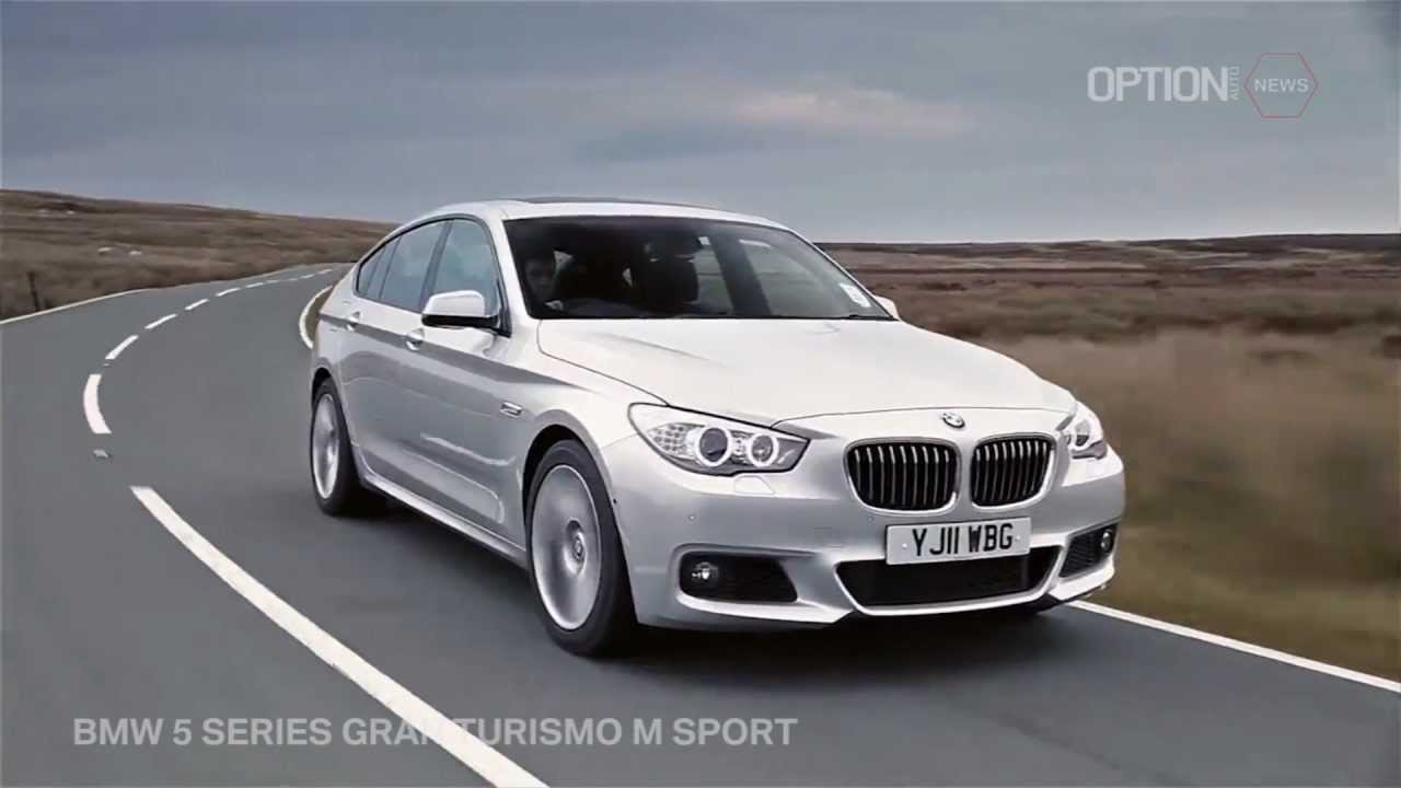New 2012 bmw 5 series gran turismo m sport hd option auto news youtube