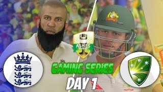 ASHES 2017 - DAY 1 (GAMING SERIES) - Ashes Cricket Game