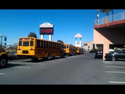 Maryland School Bus Contractors - Grand Hotel & Spa,  Ocean City, MD