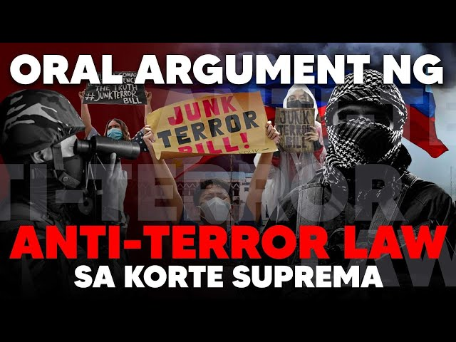 [FULL COVERAGE] Ikaapat na oral arguments ng ATL sa Korte Suprema