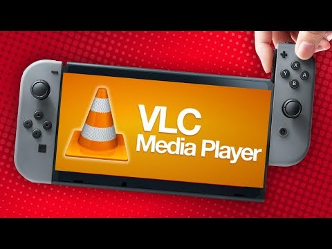VLC Media Player Coming to Nintendo Switch Download & Play Music,Movies & Stream