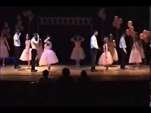 Hannahville Indian School Dance Recital 2013