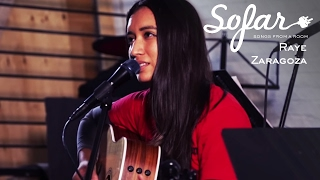 Raye Zaragoza - Fight For You | Sofar New York
