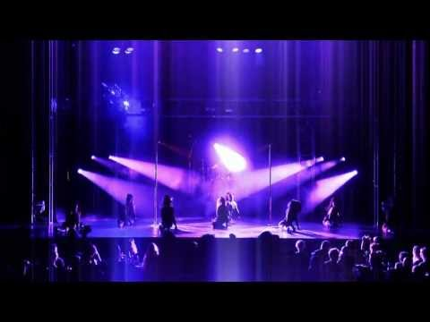 Miss Pole Dance Australia - 2012 - OPENING NUMBER
