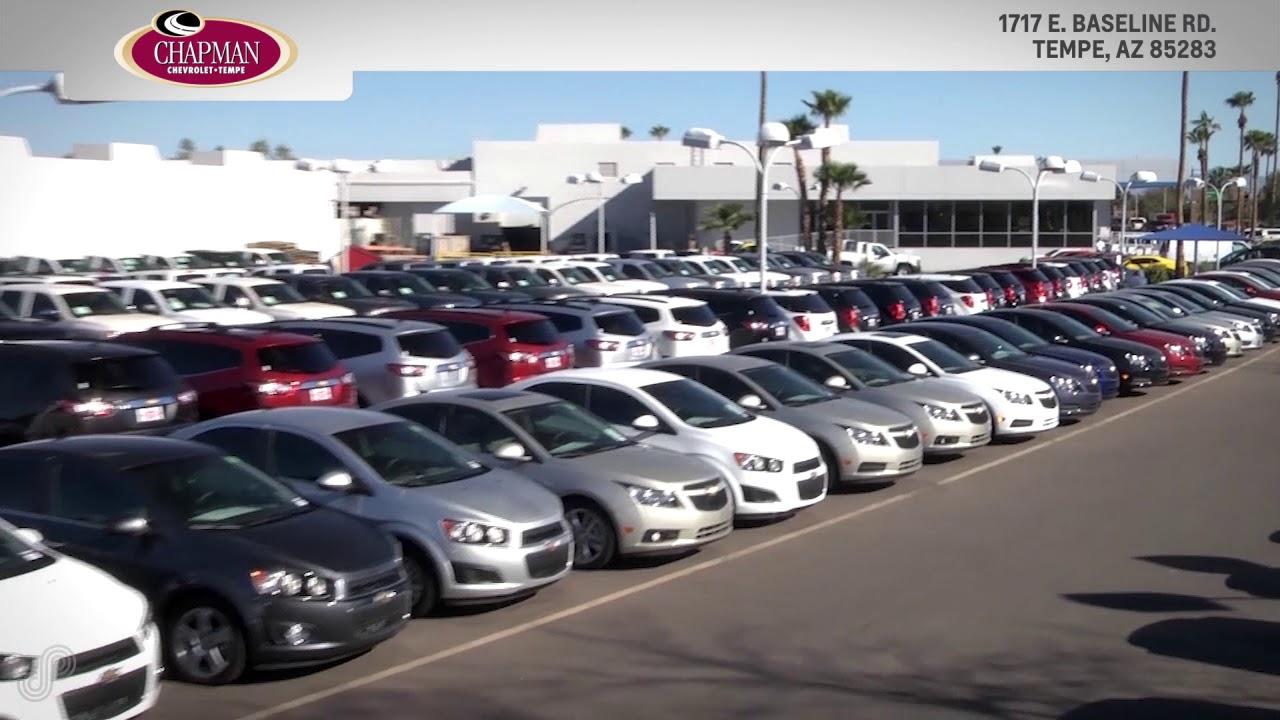 Chapman Chevrolet September Offers SPS V2