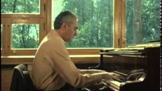 Anatoly Vedernikov plays Prokofiev Suggestion Diabolique op. 4 no. 4 - video