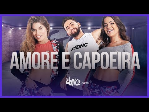 Amore e Capoeira - Takagi & Ketra ft. Giusy Ferreri, Sean Kingston | FitDance Life (Coreografía)