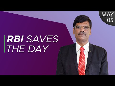 Huge Support by RBI Press Briefing! Post Market Report 05-05-2021
