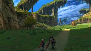 Xenoblade Chronicles 3DS || NG+ || Bionis Leg || Chapter 4