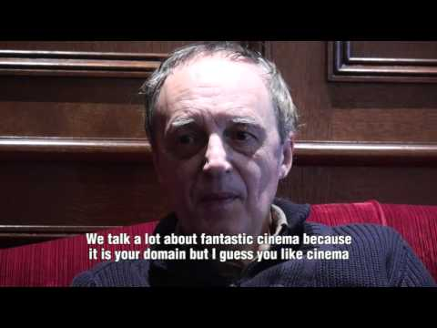 An Interview with Dario Argento