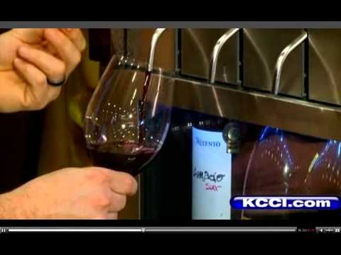 Wine Preservation System by Napa Technology -  Dellaviti